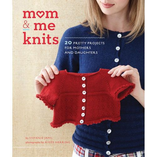 CHRONICLE BOOKS-Mom & Me Knits
