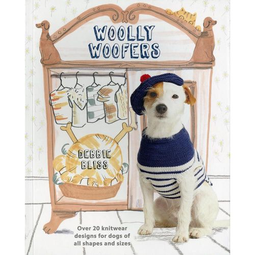 Lark Books-Wooly Woofers