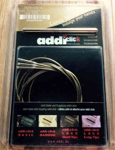AddiClick Accessories Basic Cords and Couplings