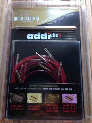 Addi Cords and Couplings 5+1