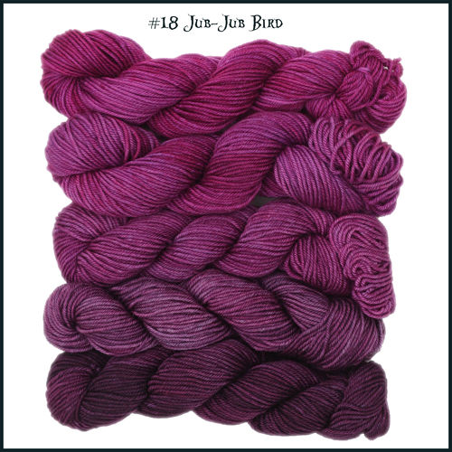 Wonderland Mini Skein Pack 5 Cheshire Cat