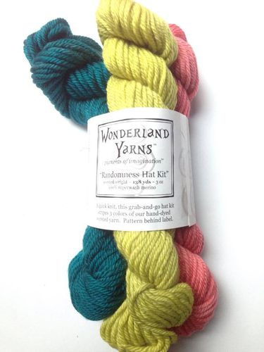 Wonderland Randomness Hat Kit