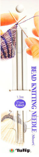 Tulip Bead Knitting needle- ferri per perline