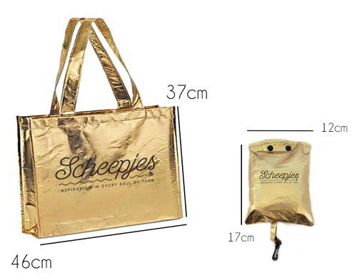 Scheepjeswol gold bag