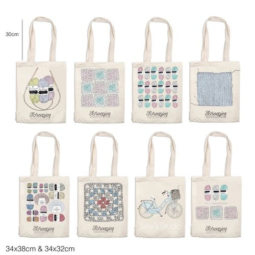 Scheepjes Canvas Tote Bag
