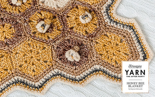 Modello Honey Bee Blanket