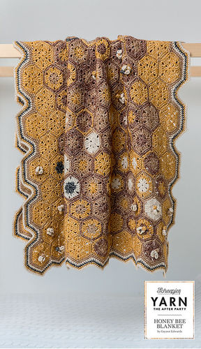 Kit Honey Bee Blanket