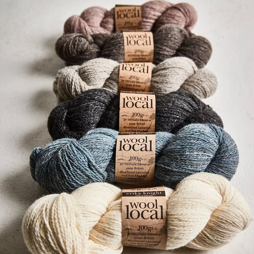 Erika Knight Wool Local