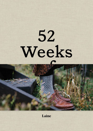 Laine Magazine – 52 weeks of socks