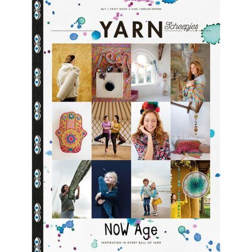 YARN Scheepjes vol.9 NOW Age UK