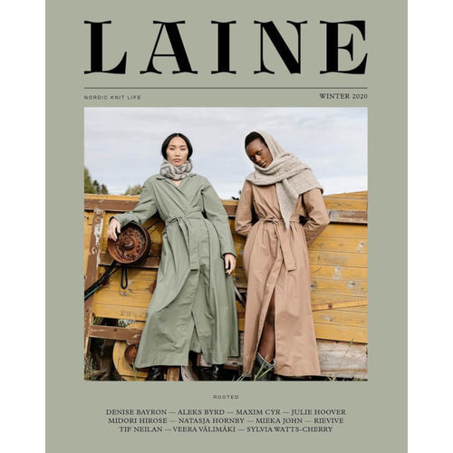 Laine Magazine – 10 Rooted